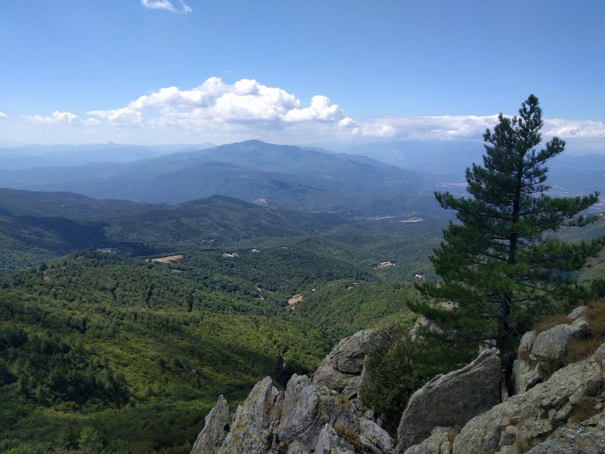 Au coeur du massif des Albères: Le Puig Neulós