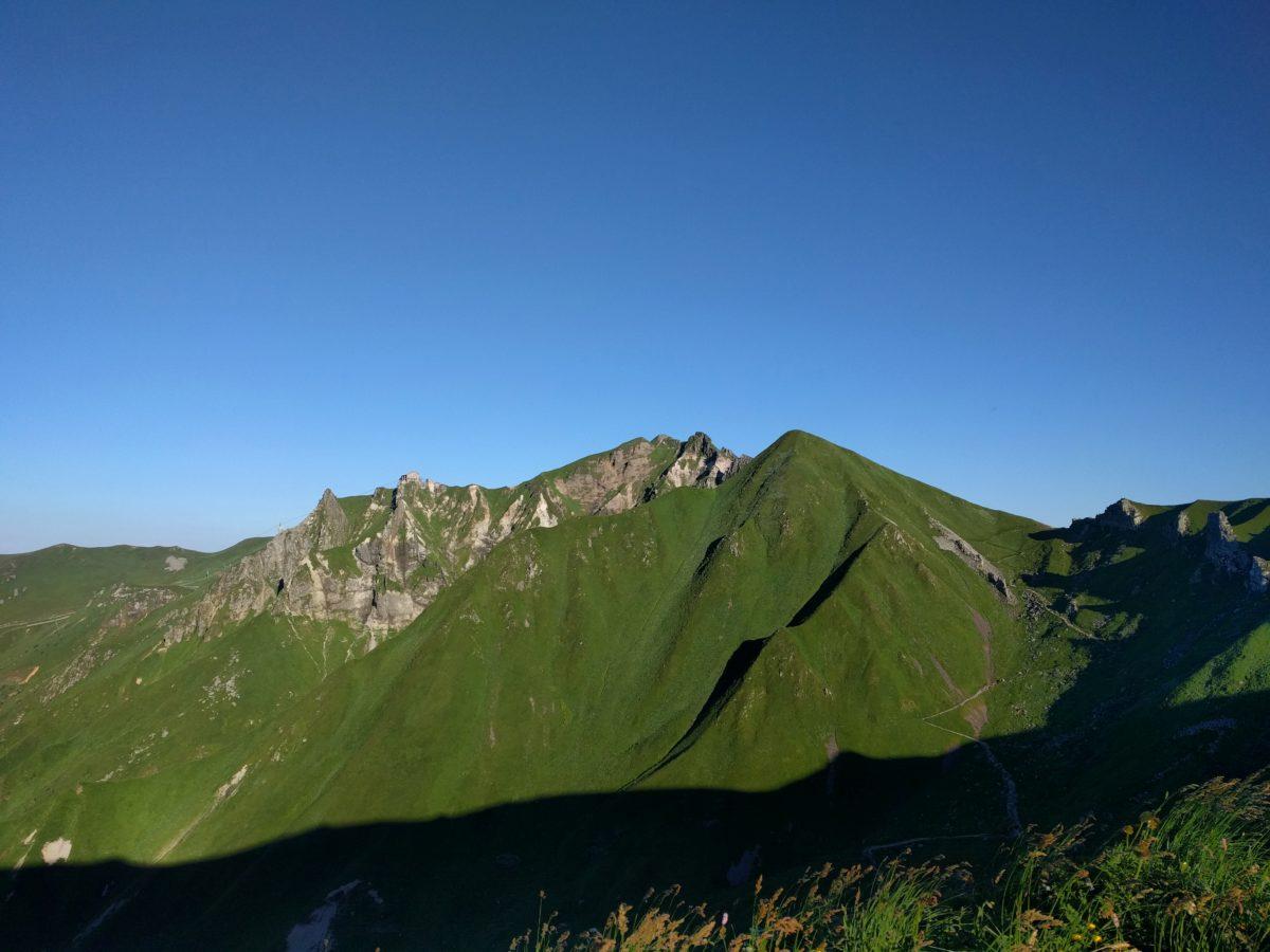 GR® 30: Tour des volcans et lacs d'Auvergne