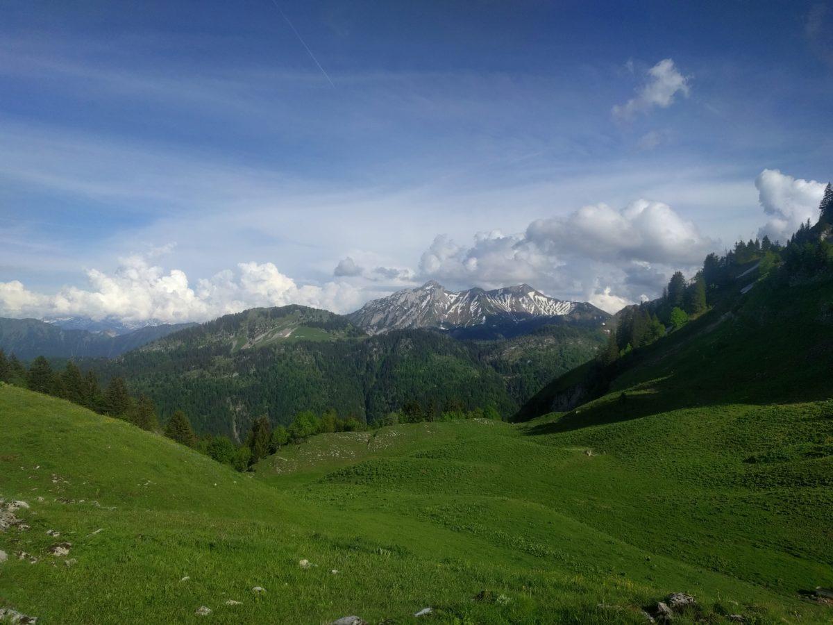 Alpes: Randonnée dans le massif des Bauges