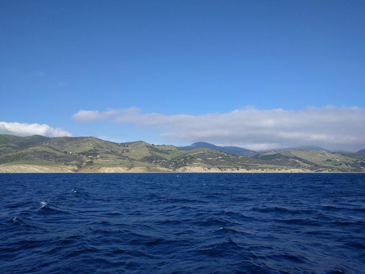 Imagine: De Gibraltar à Gran Canaria.