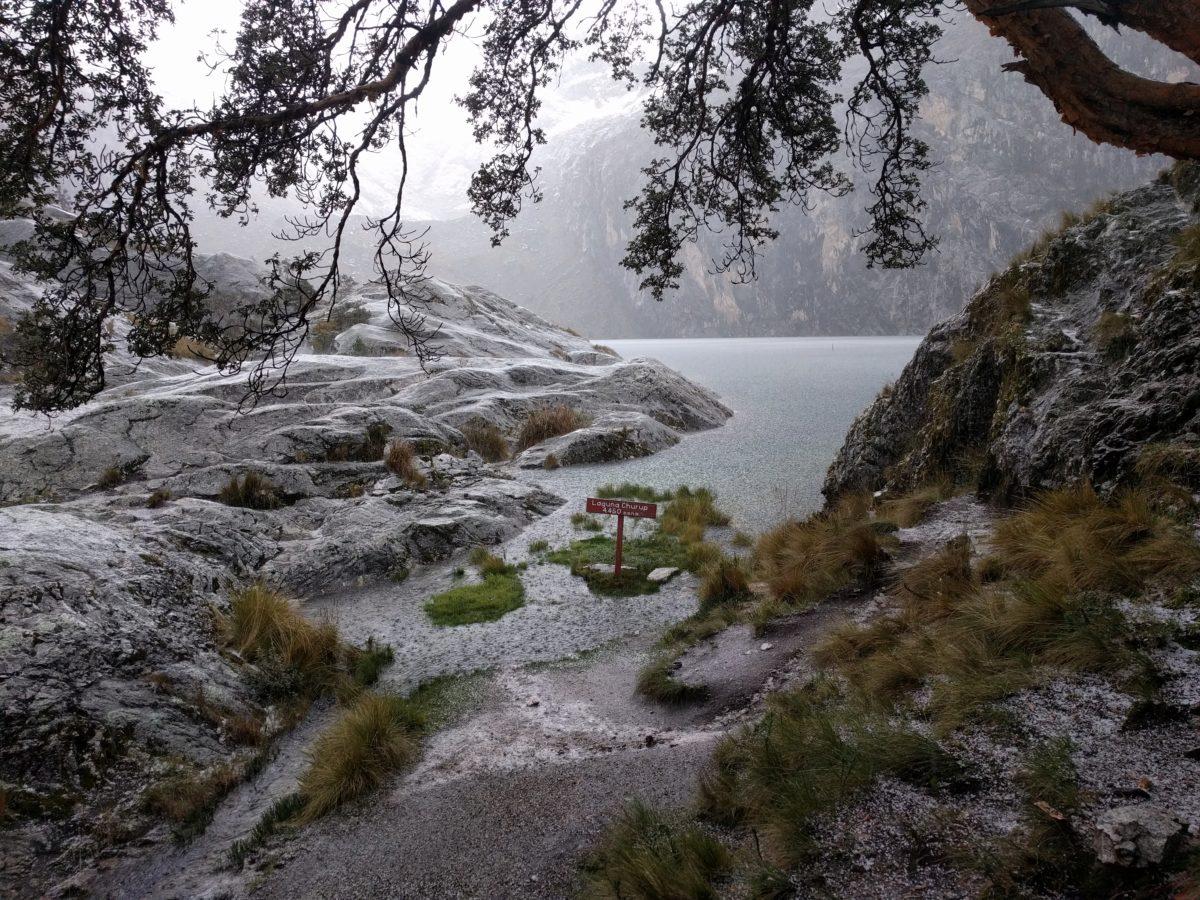 Pérou: Laguna Churup