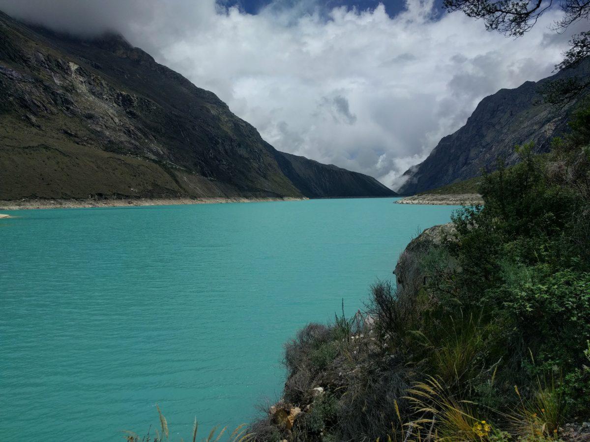 Pérou: Laguna Paron